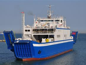 CAT B D/E ROPAX FERRY