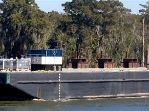 1998 220' x 60' x 14' ABS Deck Barge