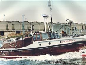 Henry B. Hornby & Co of Wallasey Survey vessel