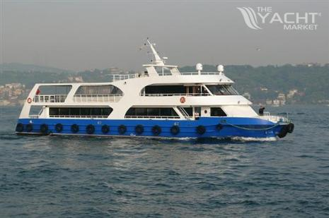ABC Boats Brokerage Passenger Vessel