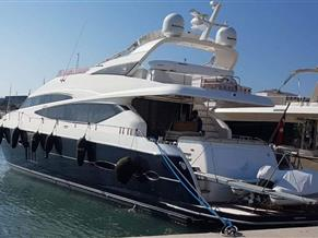PRINCESS YACHTS Princess 78 Fly