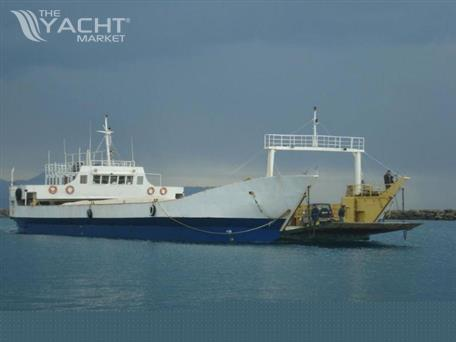 LCT Car / Cargo Ferry