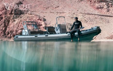 HIGHFIELD PATROL 660 - SPEARFISHING