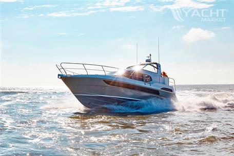 Haines 400 Aft Cabin - Haines 400 Aft Cabin