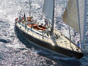 CNB 76 GERMAN FRERS sloop
