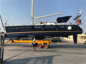 Beneteau Clipper 473 oceanis commodore edition