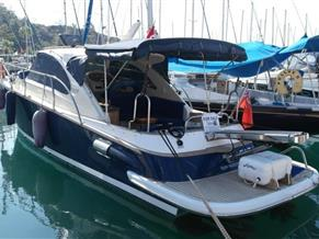 Blue Sailor Shipyard Cabin Cruiser 34