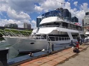 "64'11"" x 18'6""  Aluminum 100 Passenger Vessel and Successful Turn Key Business"