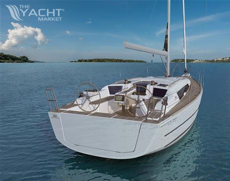 Dufour Yachts 360 Grand Large - Dufour360GL_5