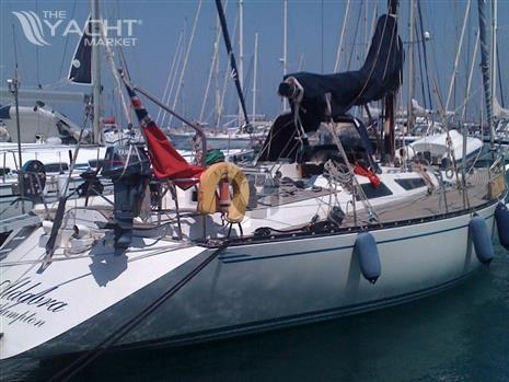 Baltic Yachts 48 DP - 1987-launched Baltic Yachts 48 DP 'ALDABRA' for sale