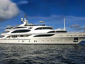 BENETTI 56m DISPLACEMENT