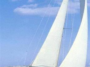 Custom 56 Sloop