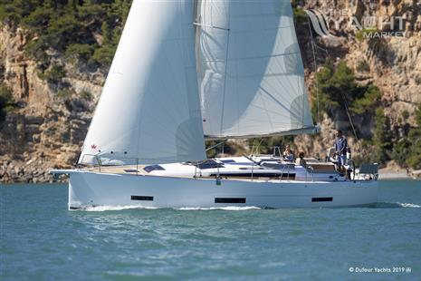Dufour Yachts 390 GRAND LARGE - GMR_D390LS_0219 copie