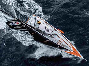 IMOCA 60 ONE PLANET ONE OCEAN - EX KINGFISHER