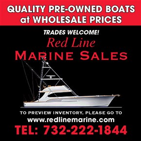 Red Line Marine Sales logo