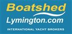 BoatShed Lymington logo