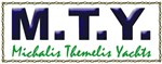 M.T.Y. Int'l Ships & Yachts Brokerage logo