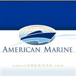 American Marine Marketing logo