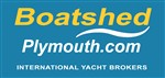 Boatshed Plymouth logo