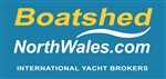 Boatshed North Wales logo