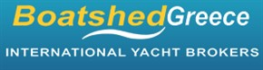 Boatshed Greece  logo