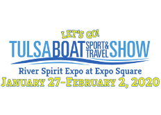 Tulsa Boat, Sport and Travel Show 2020